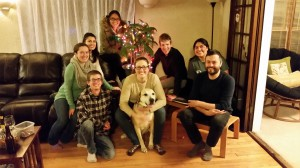 Lab Holiday Party 2016